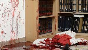 Atentado terrorista en sinagoga de Jerusalén 1